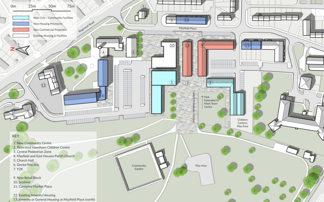 Mayfield Town Centre Masterplan